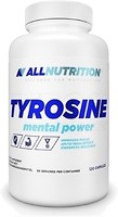 Фото AllNutrition Tyrosine Mental Power 120 капсул