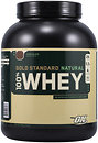 Фото Optimum Nutrition 100% Whey Gold Standart Natural 2273 г