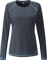 Фото Rab лонгслив Interval LS Crew Women's (QBU-41)