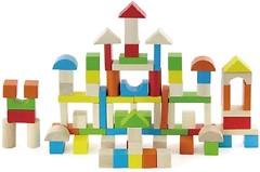 Фото Viga Toys Город 80 блоков (50333)