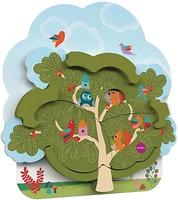 Фото Oribel Veritiplay Дом мистера Белки на дереве (OR801-90001)