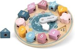 Фото Viga Toys PolarB Часы (44053)