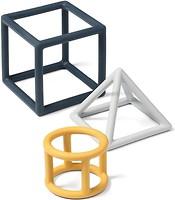 Фото BabyOno Прорезыватель Geometric (514/01)