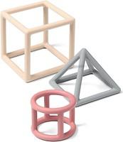 Фото BabyOno Прорезыватель Geometric (514/02)