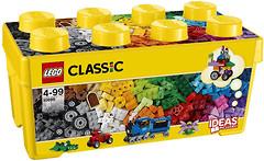 Фото LEGO Classic Набор для творчества среднего размера (10696)