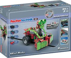Фото Fischertechnik Миниробот (FT-533876)