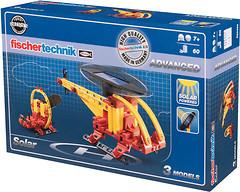 Фото Fischertechnik Модели на солнечной энергии (FT-520396)
