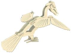 Фото Мир деревянных игрушек Змеешейка (Е036)