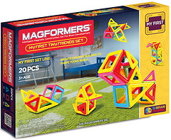 Фото Magformers My first Tiny friends Set (702004)