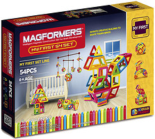 Фото Magformers My first 54 Set (702002)