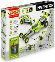 Фото Engino Inventor Motorized Set 30 моделей с электродвигателем (3030)