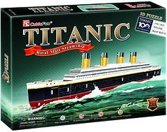 Фото Cubic Fun Титаник (T4012h)