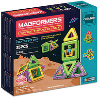 Фото Magformers Space Traveler Set (703007)