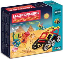 Фото Magformers Creator Desert Adventure 32 Set (703010)