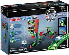 Фото Fischertechnik Динамика-ХС (FT-536619)