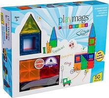 Фото Playmags Магнитный конструктор 50 элементов (PM152)