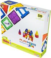 Фото Playmags Магнитный конструктор 50 элементов (PM153)