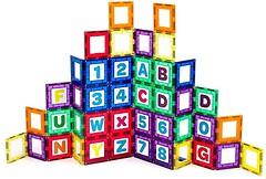 Фото Playmags Магнитный конструктор 36 элементов (PM168)