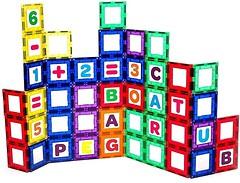 Фото Playmags Магнитный конструктор 80 элементов (PM170)