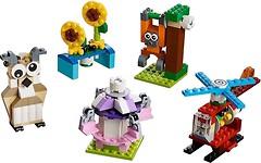 Фото LEGO Classic Кубики и механизмы (10712)