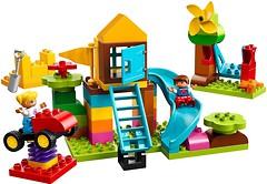 Фото LEGO Duplo Большая игровая площадка (10864)
