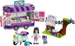 Фото LEGO Friends Передвижная творческая мастерская Эммы (41332)