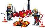 Фото Playmobil Пожарные с водяным насосом (5397)