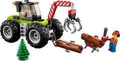 Фото LEGO City Трактор (60181)