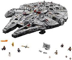 Фото LEGO Star Wars Сокол тысячелетия (75192)