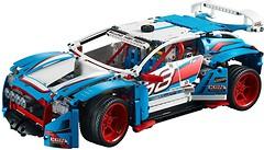 Фото LEGO Technic Гоночный автомобиль (42077)