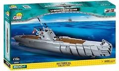 Фото Cobi Подводная лодка U-48 (4805)