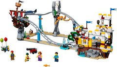 Фото LEGO Creator Аттракцион Пиратские горки (31084)