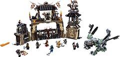 Фото LEGO Ninjago Пещера драконов (70655)