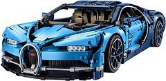 Фото LEGO Technic Bugatti Chiron (42083)