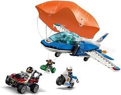 Фото LEGO City Воздушная полиция: арест парашютиста (60208)