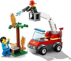 Фото LEGO City Пожар на пикнике (60212)