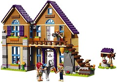 Фото LEGO Friends Дом Мии (41369)