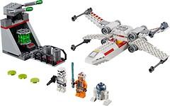 Фото LEGO Star Wars Звездный истребитель X-wing (75235)