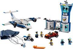 Фото LEGO City Воздушная база (60210)