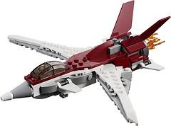 Фото LEGO Creator Истребитель будущего (31086)