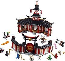 Фото LEGO Ninjago Монастырь спин-джитсу (70670)