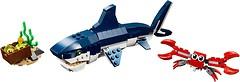 Фото LEGO Creator Обитатели морских глубин (31088)