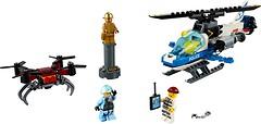 Фото LEGO City Преследование с дроном (60207)