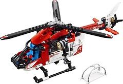 Фото LEGO Technic Спасательный вертолет (42092)