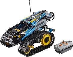 Фото LEGO Technic Скоростной вездеход с ДУ (42095)