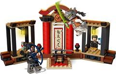 Фото LEGO Overwatch Хензо против Гэндзи (75971)