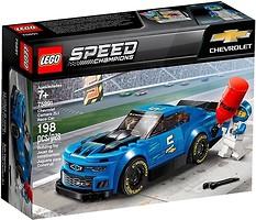 Фото LEGO Speed Champions Chevrolet Camaro ZL1 (75891)