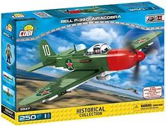 Фото Cobi Истребитель Bell P-39Q Airacobra (5547)