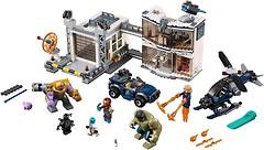 Фото LEGO Marvel Битва на базе Мстителей (76131)