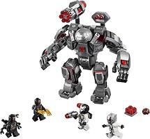 Фото LEGO Marvel Воитель (76124)